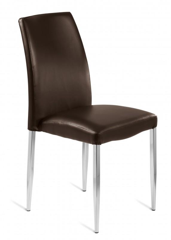 sobeltrade chaise empilable simili cuir pour collectivit s et s minaires. Black Bedroom Furniture Sets. Home Design Ideas
