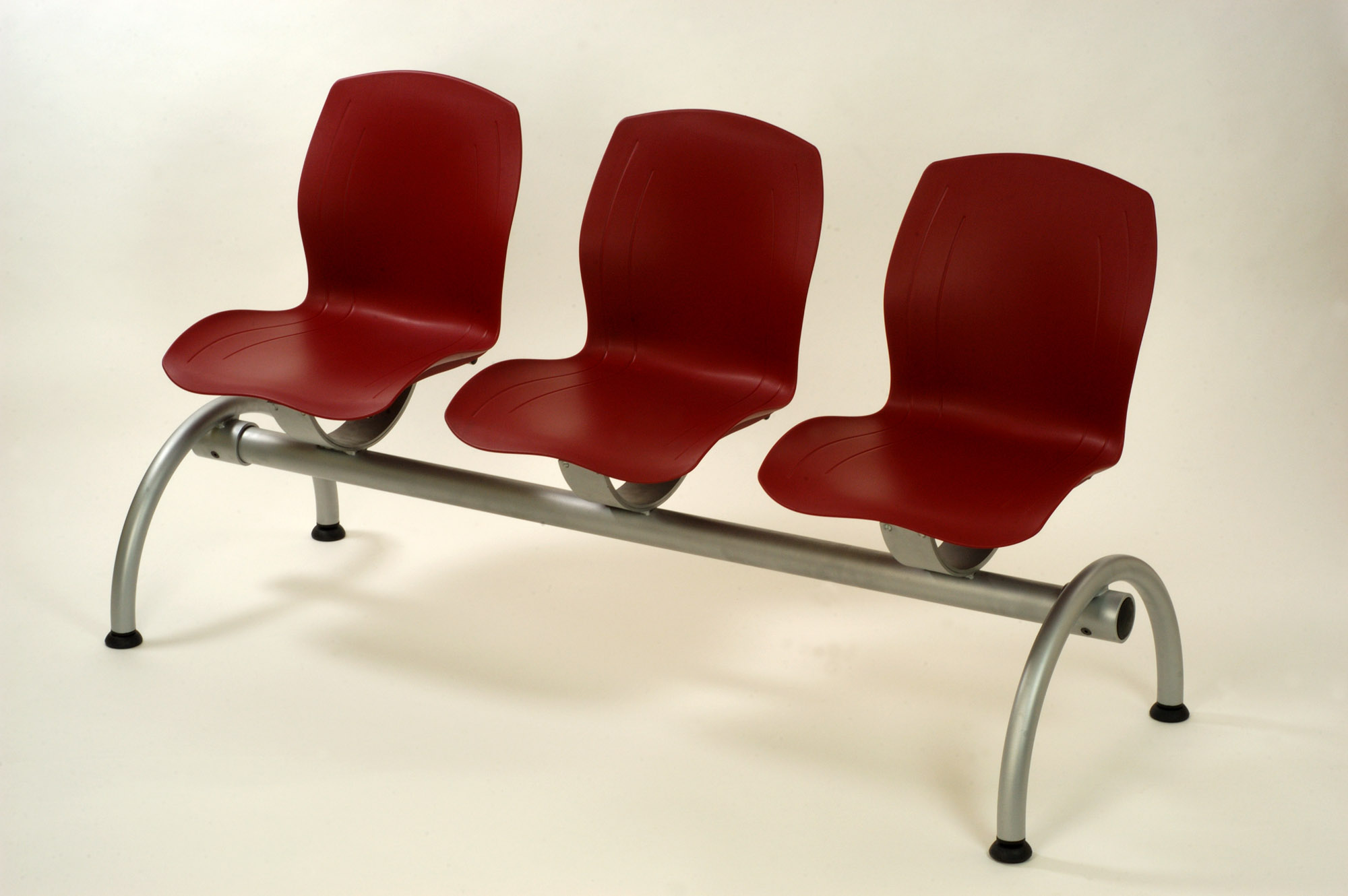 sobeltrade banc trois places pour salle d 39 attente. Black Bedroom Furniture Sets. Home Design Ideas